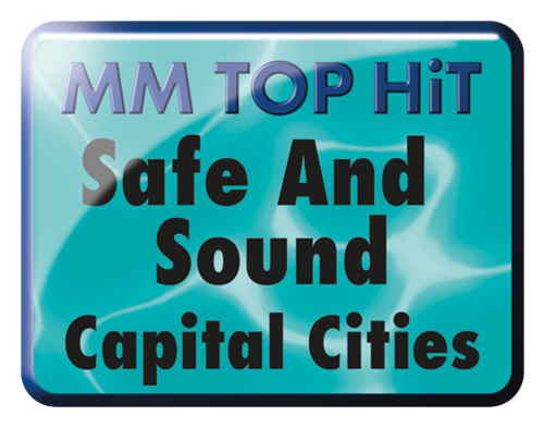 "Capital Cities ""Safe and Sound"""