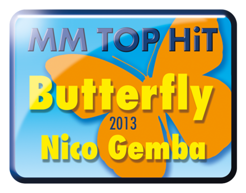 "Nico Gemba ""Butterfly 2013"""