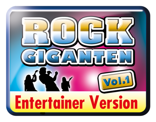 Rock Giganten Vol.1 Entertainer-Version