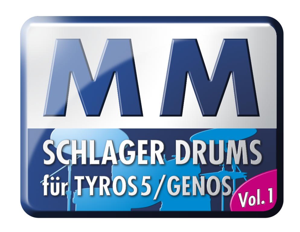 mm schlager drums vol 1 expansion pack f r yamaha tyros5. Black Bedroom Furniture Sets. Home Design Ideas