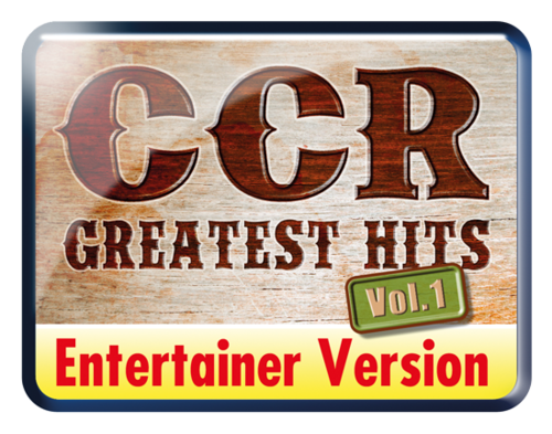 CCR Greatest Hits Vol. 1 Entertainer Version
