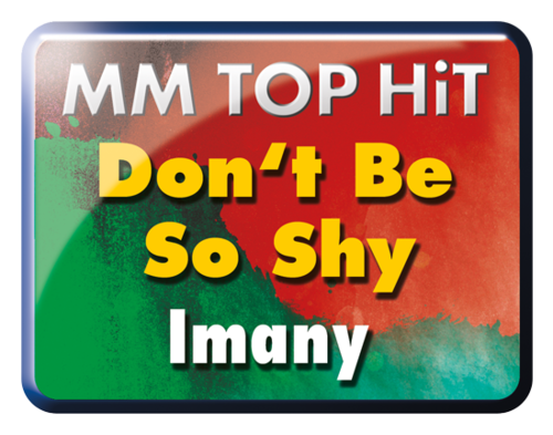 "Imany ""Don`t be so shy"""