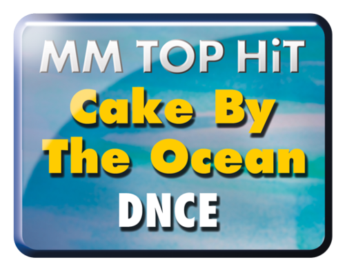 "DNCE ""Cake by the Ocean"""