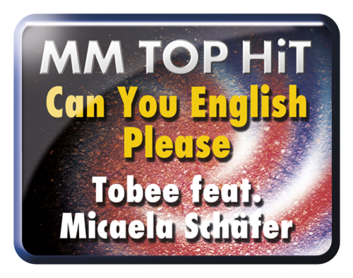 Can You English Please - Tobee feat. Micaela Schäfer