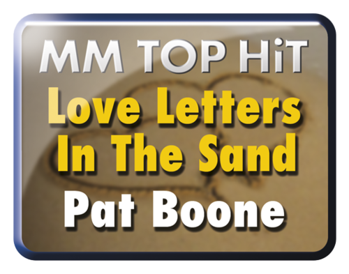 Love Letters In The Sand - Pat Boone