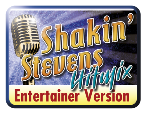 Shakin' Stevens Hitmix - Entertainer-Version