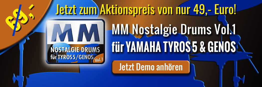 MM-Midifiles - Top Midifiles für Tanzmusiker